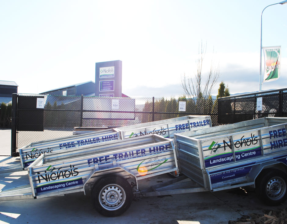 Services-Trailer Hire